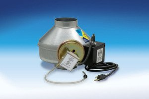 (Systemair Dryer Booster Kit with Fan DBF 4XL Fantech )