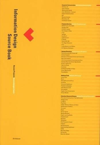 Information Design Source Book: Recent Projects / Anwendungen heute