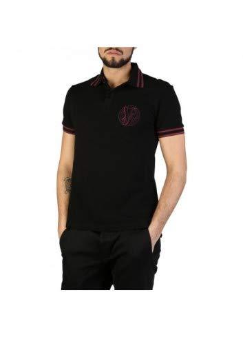 (Versace Jeans Men's Cotton Polo, B3GSB7P1_36571_899)