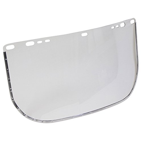 Reusable Headgear - Jackson Safety F30 Acetate Face Shield (29052), 8