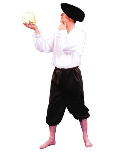 Renaissance Knicker Pants (As Shown;One Size) (Pants Renaissance Knicker)