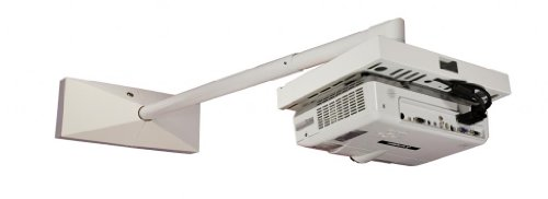 (Small) BMS Close Throw, Locking Projector Wall Mount by Business Machine Security