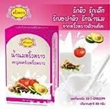 2 pcs. Milk Soap 80 g, By Taweekoon