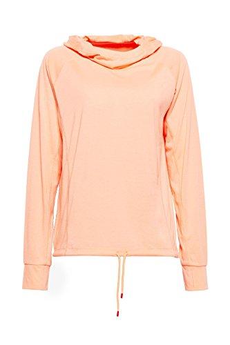 À coral T Femme Rouge Manches Esprit 645 Sports Shirt Longues 6StWP8F7qw