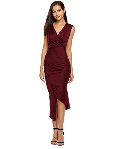 Ruched Dress Color - 7