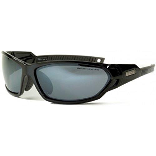 Bloc P301 Black Scorpion Wrap Sunglasses - Eyewear Bloc