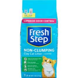 Fresh Step Cat Litter, Regular, 7-Pound Packages, 6-Pack by Fresh Step