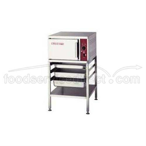 Table Top Electric Convection Steamer - 3 Pan Electric Table Top Convection Steamer (7.5 Kw) -- 1 ()