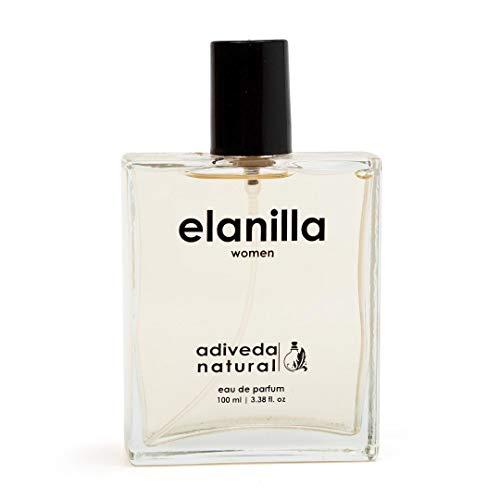 Adiveda Natural Elanilla Eau De Parfum For Women – Sweet Ambary & Caramel 100ML