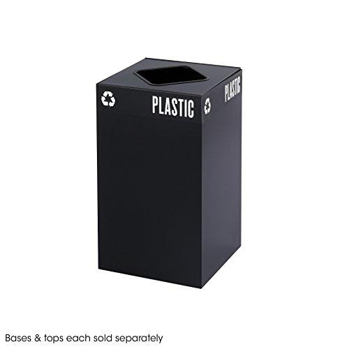 Safco Recycling Receptacle, 25 Gallon, ()