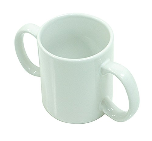 Aidapt Two Handled Ceramic Mug