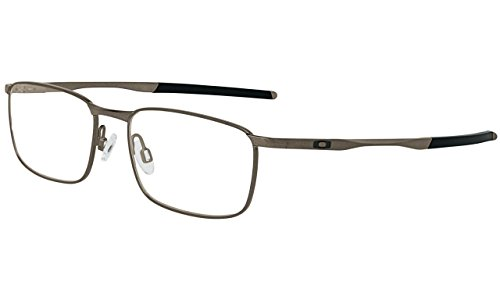 Oakley Barrelhouse OX3173-0152 Eyeglasses Matte Black Clear Demo 52 - Reading Glasses Mens Oakley