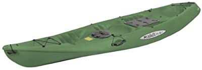 MK02-04 Malibu Kayaks Pro 2 Tandem Recreation Package Sit on Top Kayak