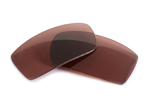 FUSE F30 Amber / Rose Polarized Lenses for Electric Tonette