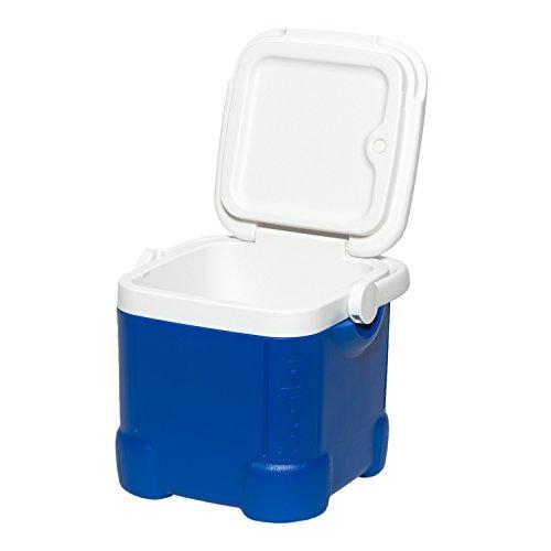 Igloo Ice Cube Cooler (14 Can Capacity, Ocean Blue)