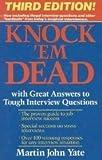 Knock 'em Dead, Martin J. Yate, 1558509542