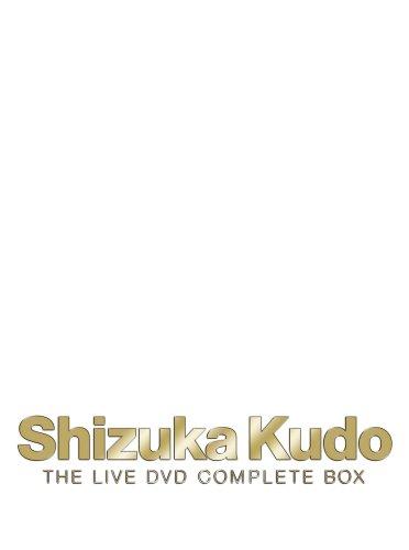 Shizuka Kudo THE LIVE DVD COMPLETE B000T00ZZG