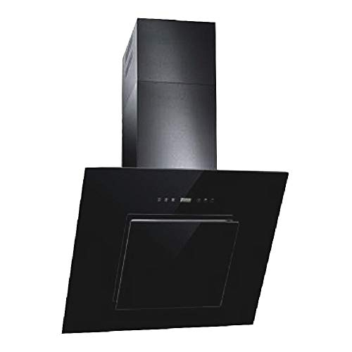 MODA Germany 60 cm 1080 m3/h Cassette Aluminum Filter Wall Mounted Kitchen Exhaust Chimney (Jasper 60, 3 Speed Touch Controlled, Timer, Powerful Italian Motor)