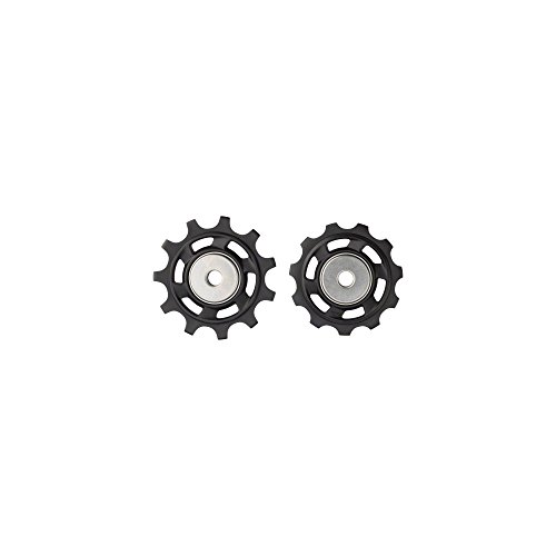 SHIMANO XTR 11 Speed Mountain Pulley Wheel Kit Black, XTR - M9000 Series