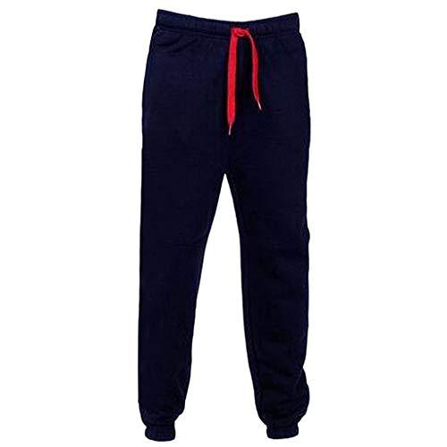 NPRADLA Cycling Trousers Mens Cycling Pants Bike Pants Bike Trousers Windproof Sports Pants for Men Men's Gym Pockets…