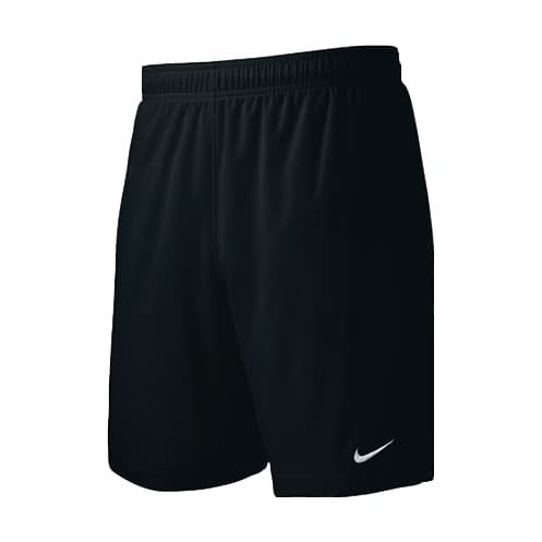 Nike Men's Team Equalizer Soccer Shorts, Black, X-Large