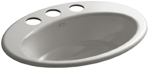 Kohler K-2907-8U-K4 Thoreau Undercounter Bathroom Sink wi...