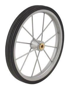 Folding Shopping Cart Wheel, 10