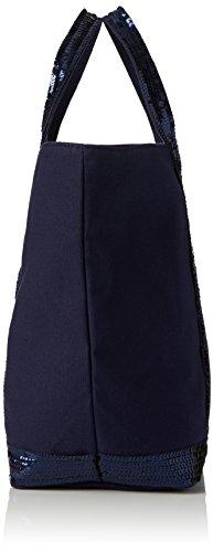 Vanessa Bruno 0Pve01-V40413, Borsa tote donna taglia unica Blu (Bleu (890 Indigo))
