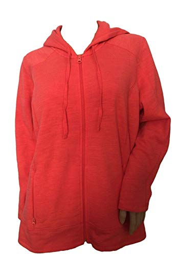 Talbots Zip Pocket Hoodie Sweater Sweatshirt Size ()