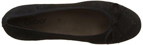 Shoes Pazifik 16 Basic Bleu Escarpins Gabor Gabor Femme aAq0w88d