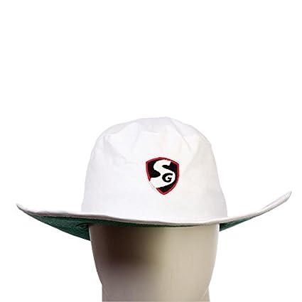 821ee9dc6 SG Panama Premier Hat, (White)