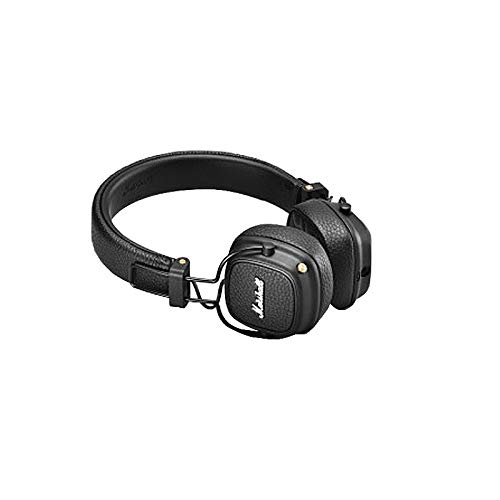 Marshall Bluetooth Headphones Major Ⅲ Bluetooth (Black)【Japan Domestic Genuine Products】【Ships from Japan】