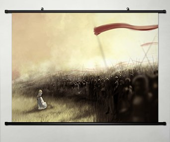 home-decor-anime-fate-zero-altria-pendragon-wall-scroll-poster-fabric-painting-cosplay-236-x-177-inc