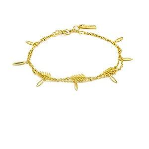 Tropic Double Bracelet - Gold