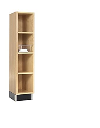Diversified Woodcrafts CC 1215 51K Cubby Cabinet, 4 Equal Openings, 51u0026quot;