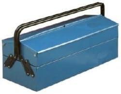 Faherma Cmf-400-3 - Caja metálica de 3 compartimentos ...