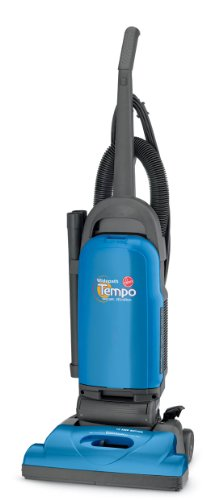 Hoover Vacuum Cleaner Tempo WidePath Bagged Corded Upright Vacuum U5140900 ()