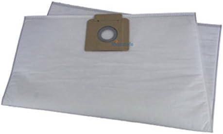 10 bolsas de filtro para aspiradora Karcher T 7/1 & T10/1 ...