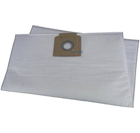 10 bolsas de filtro para aspiradora Karcher T 12/1 & T15/1 alternativo 6.907-017.0 de Microsafe: Amazon.es: Hogar