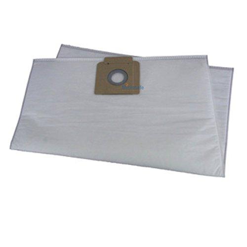 10 Filtertüten, Staubsaugerbeutel für alle Kärcher T 10/1, T 12/1 Modelle, alternativ zu original Nr. 6.904-315.0 von Microsafe®