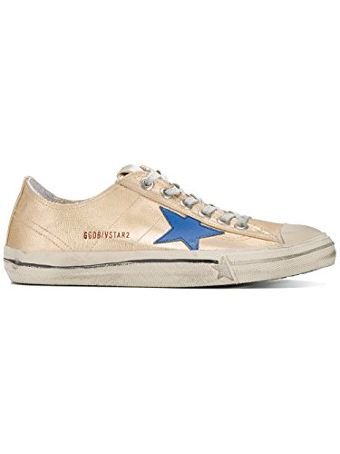 Golden Goose Sneakers Donna G30WS639F3 Pelle Oro