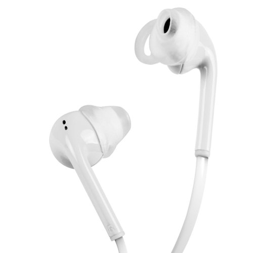 Bluedio EH Stereo Bluetooth Headset for Mobile Phones - Retail Packaging - White