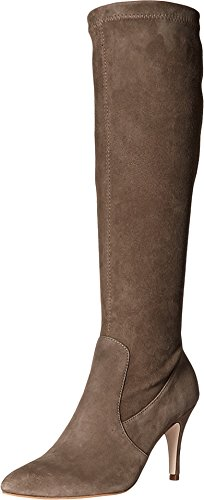 Corso Como Donna In Camoscio Stretch Color Tortora Taupe