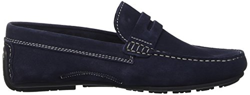 BATA 8539180, Men's Mocassins Blue