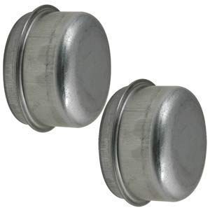 Dust Caps for Round Axle - 1.98