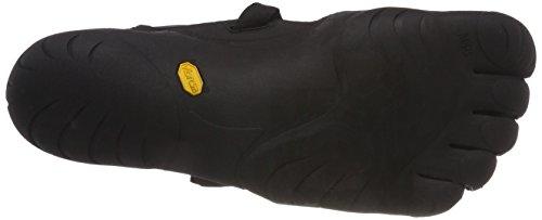 Vibram Fivefingers KSO Water Shoes (Black/black, 42 M) - M148 by Vibram (Image #3)