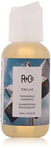 R+Co Dallas Travel Size Thickening Shampoo, 1.7 oz. by R+Co (Image #4)