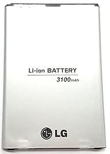 Original 3100mAh LG Battery BL-47TH BL47TH EAC62298607 for LG D631, D838, F350, G Vista, PRO2, GX2 VS880 in Non-Retail Packaging