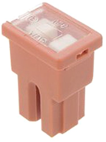Bussmann FLF-30 Female Terminal Fusible Link (Automotive - 30 A (Pink)), 1 Pack