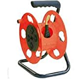 wind up extension cord - Bayco Products K-2000 Crank Cord Reel With Breaker